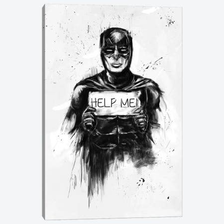 Help Me! Canvas Print #BSI61} by Balazs Solti Canvas Print