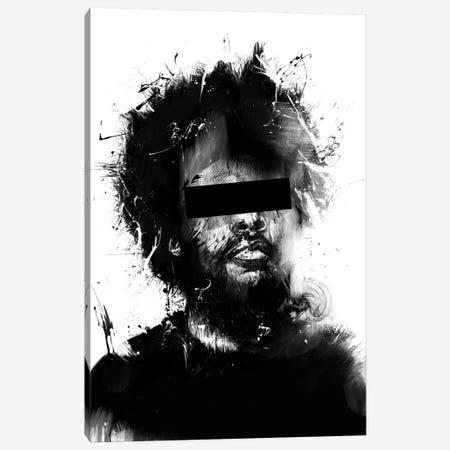 Untitled I Canvas Print #BSI6} by Balazs Solti Art Print