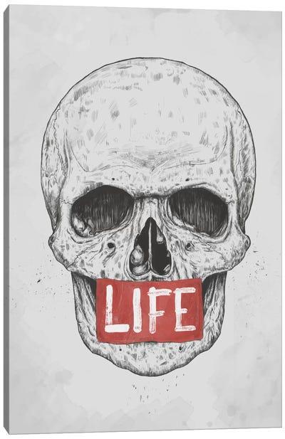 Life Canvas Art Print