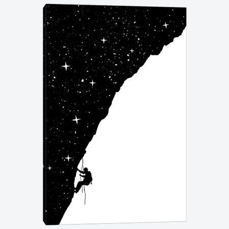 Night Climbing  Canvas Print #BSI80} by Balazs Solti Canvas Print