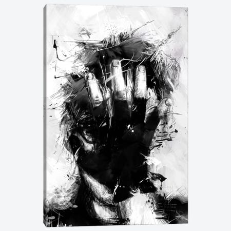 Portrait Canvas Print #BSI84} by Balazs Solti Canvas Wall Art