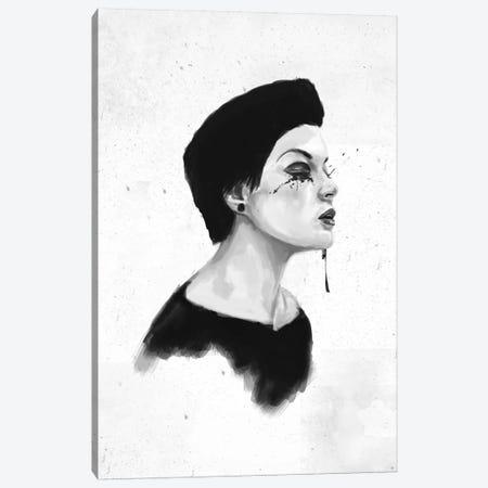 Rainy Day Canvas Print #BSI89} by Balazs Solti Canvas Art Print