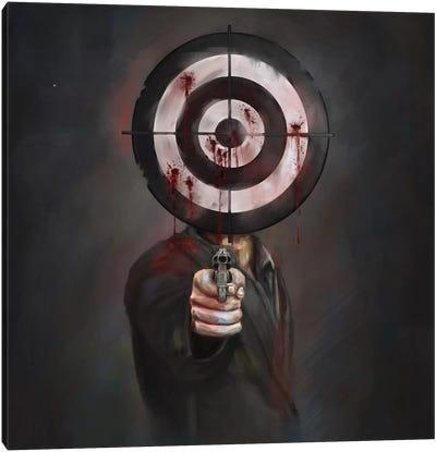 Revenge Canvas Art Print