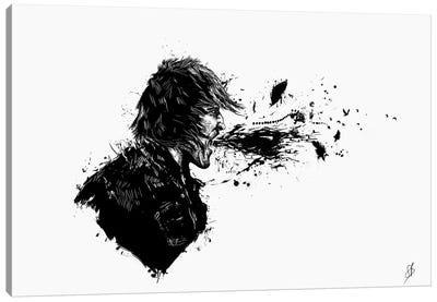 Scream II Canvas Print #BSI94