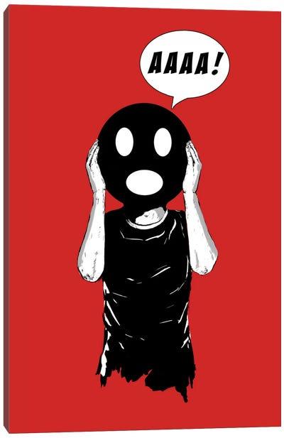 Scream III Canvas Art Print
