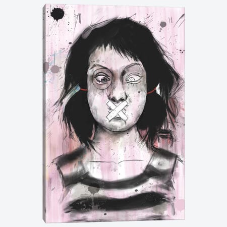 Secret Canvas Print #BSI98} by Balazs Solti Canvas Artwork