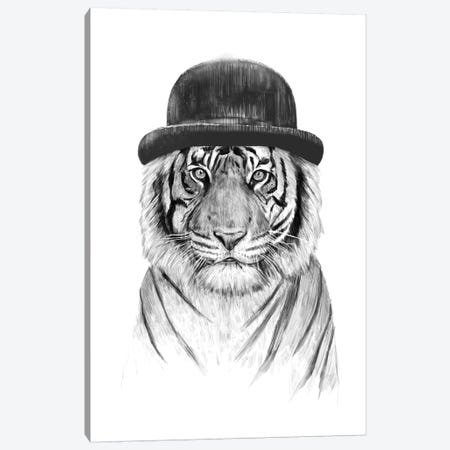 Welcome To The Jungle Canvas Print #BSI9} by Balazs Solti Canvas Artwork