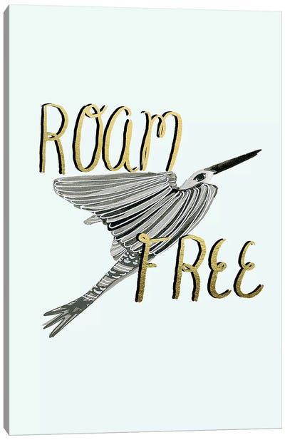 Roam Free IV Canvas Art Print
