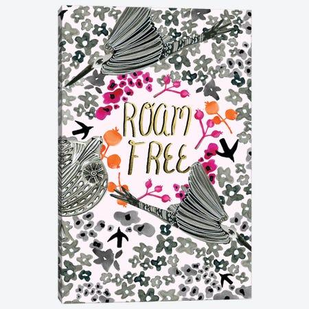 Roam Free VIII Canvas Print #BSL19} by Blanckslate Canvas Print