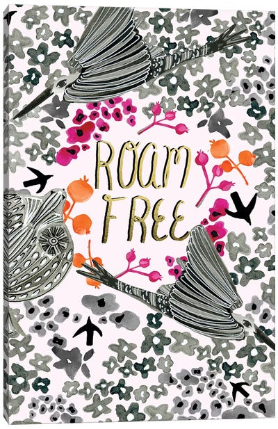 Roam Free VIII Canvas Art Print