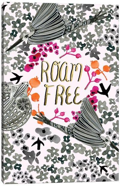 Roam Free VIII Canvas Art Print