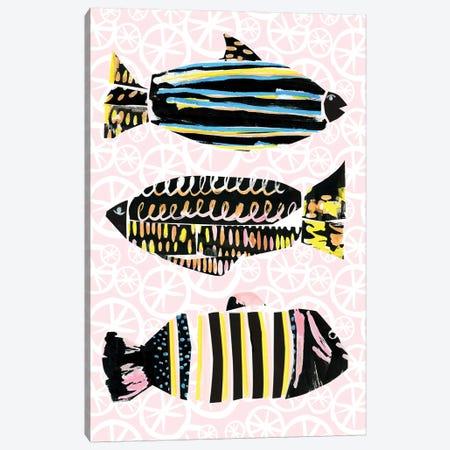 Capri I Canvas Print #BSL20} by Blanckslate Canvas Wall Art