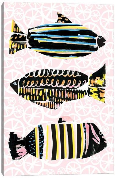 Capri I Canvas Art Print