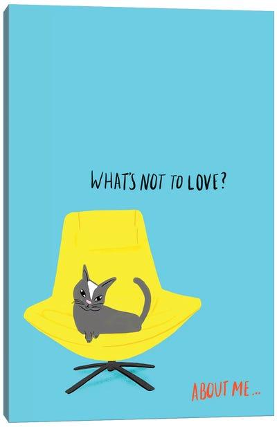 Mod Cats I Canvas Art Print