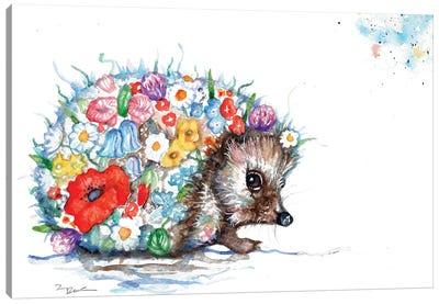Little Flower Canvas Art Print