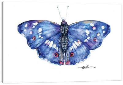 Purple Emperor Canvas Art Print