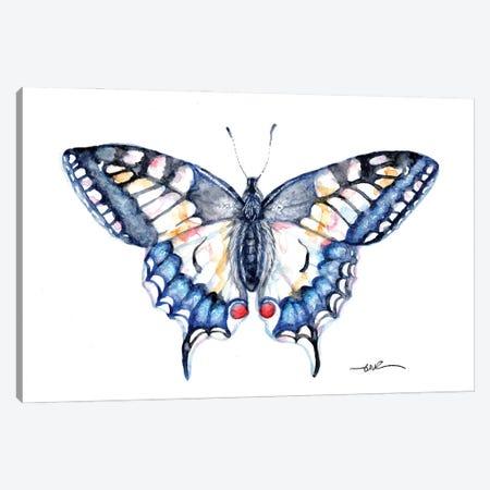 Swallowtail Canvas Print #BSR107} by BebesArts Canvas Artwork