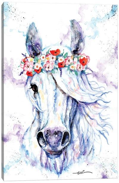 Sweet Briar Canvas Art Print