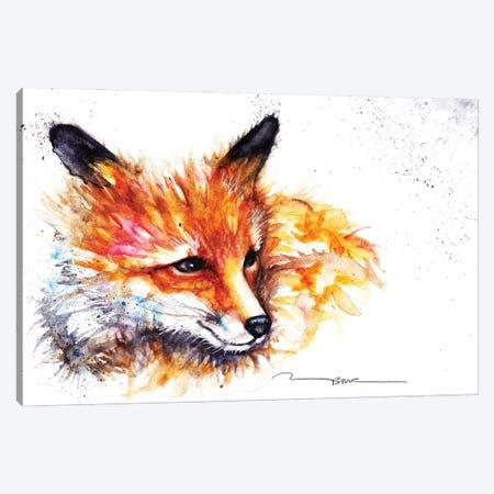 I See You... Canvas Print #BSR38} by BebesArts Canvas Art Print