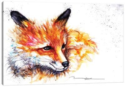 I See You... Canvas Art Print