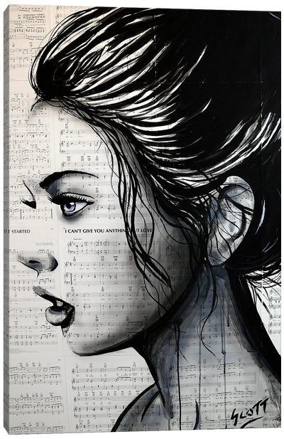 Crush Canvas Art Print