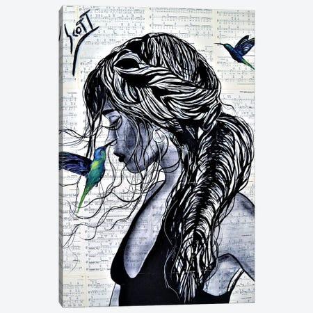I Am Always There Canvas Print #BST12} by Brandon Scott Canvas Art Print