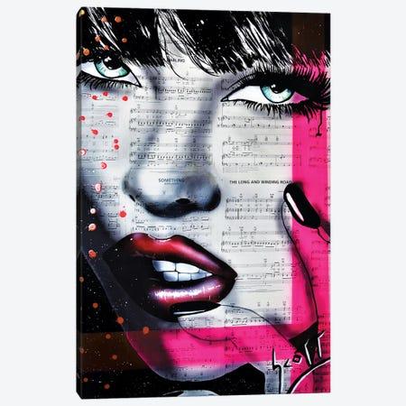 Once Canvas Print #BST19} by Brandon Scott Canvas Print