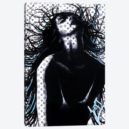 Accidentally In Love Canvas Print #BST2} by Brandon Scott Canvas Artwork