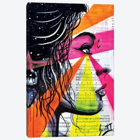 The Director Canvas Print #BST31} by Brandon Scott Canvas Print