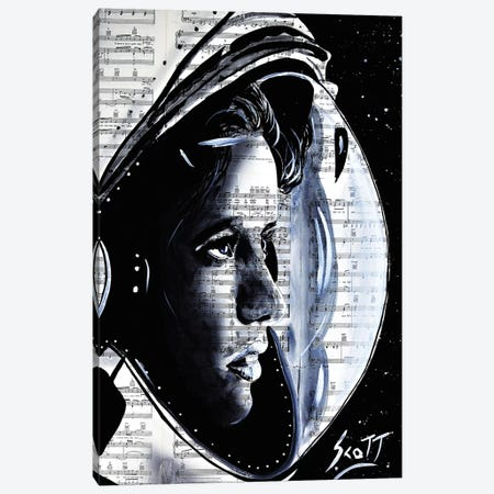 The First Mother In Space Canvas Print #BST32} by Brandon Scott Canvas Art Print