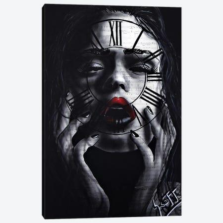 The Silence Of Time Canvas Print #BST45} by Brandon Scott Canvas Art Print