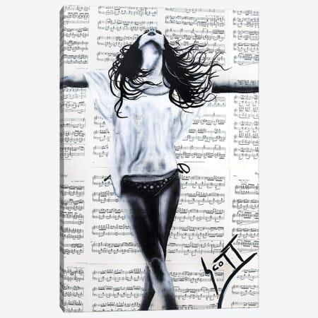 Release Me II Canvas Print #BST51} by Brandon Scott Canvas Art Print