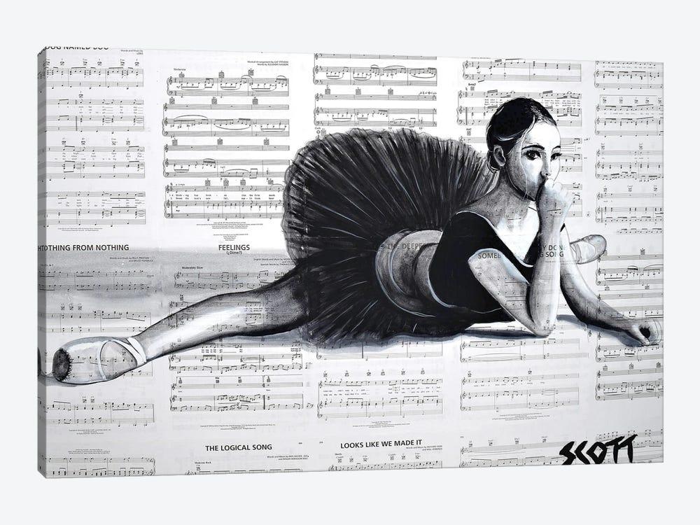 The Believer by Brandon Scott 1-piece Canvas Art