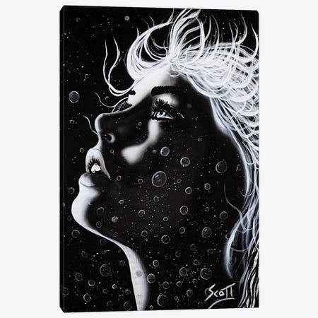 The Dawn Canvas Print #BST67} by Brandon Scott Art Print