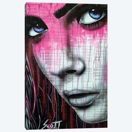 Unspoken Canvas Print #BST68} by Brandon Scott Canvas Wall Art