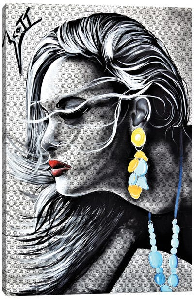 Wind Of Change Canvas Art Print