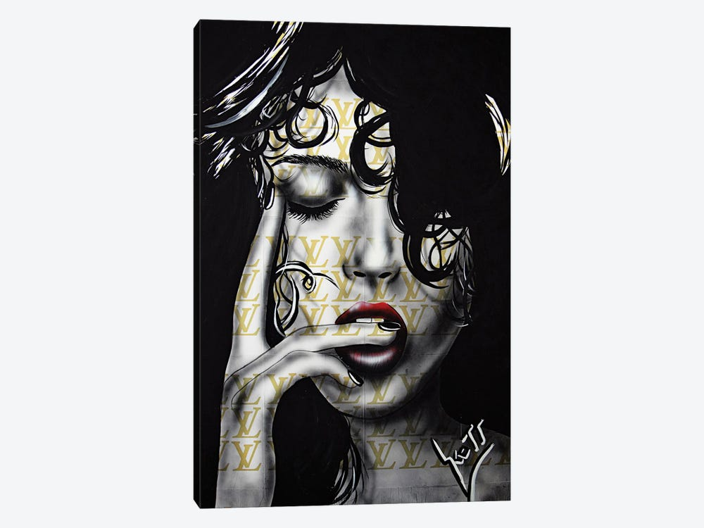Thoughts by Brandon Scott 1-piece Canvas Print