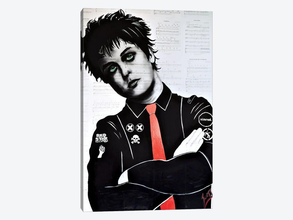 Billie Joe Armstrong by Brandon Scott 1-piece Canvas Art