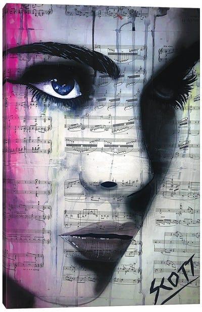 Pretty Reckless Canvas Art Print