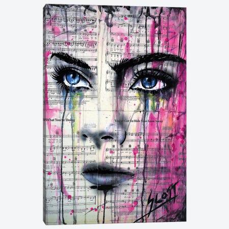Like You Canvas Print #BST88} by Brandon Scott Canvas Art