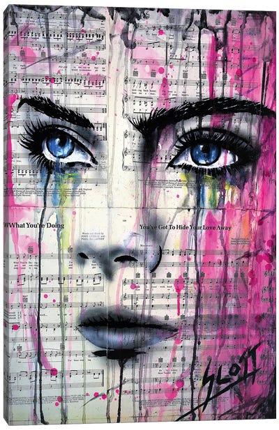 Like You Canvas Art Print