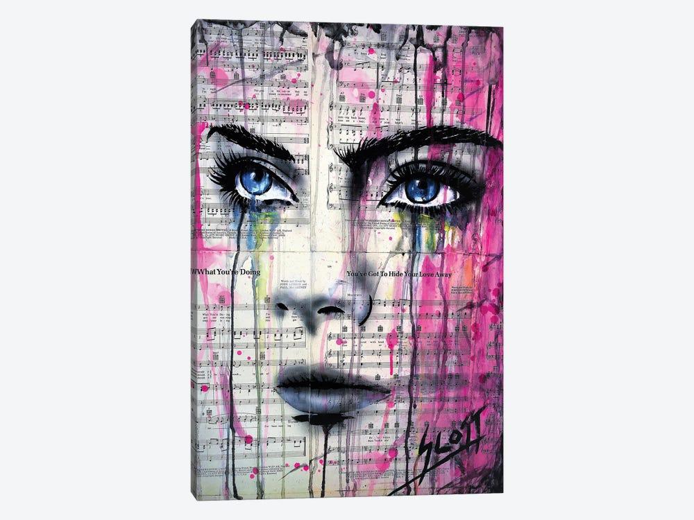Like You by Brandon Scott 1-piece Canvas Artwork