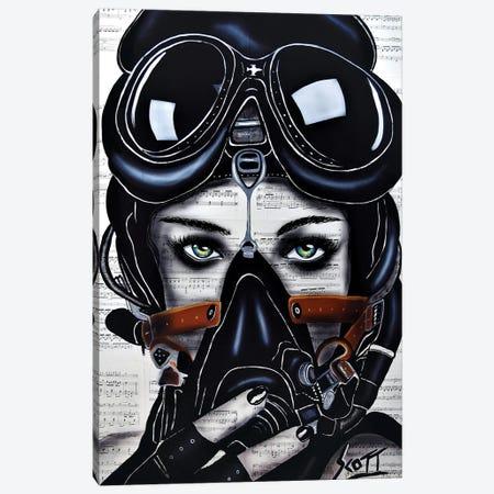 Flight Canvas Print #BST8} by Brandon Scott Canvas Art