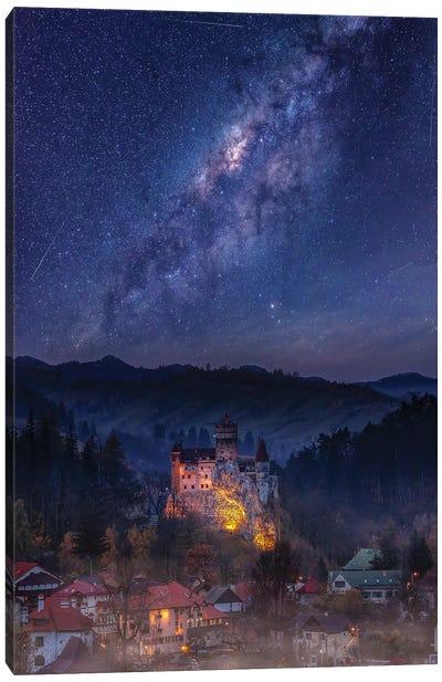 Keep Dreaming Transylvania Canvas Art Print