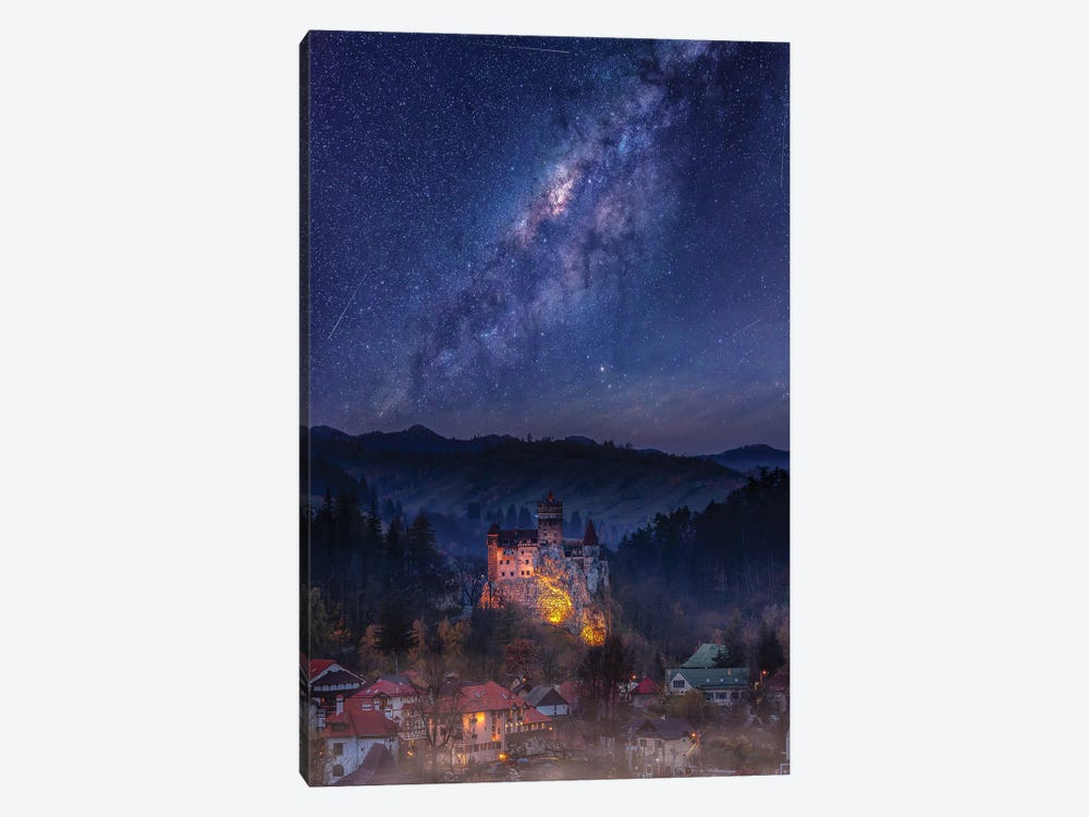 Keep Dreaming Transylvania by Brent Shavnore 1-piece Canvas Wall Art