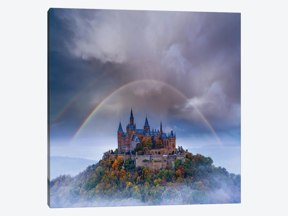 Hohenzollern Bow by Brent Shavnore 1-piece Canvas Wall Art