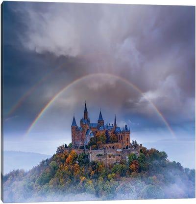 Hohenzollern Bow Canvas Art Print