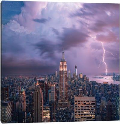 New York City Dreaming Canvas Art Print
