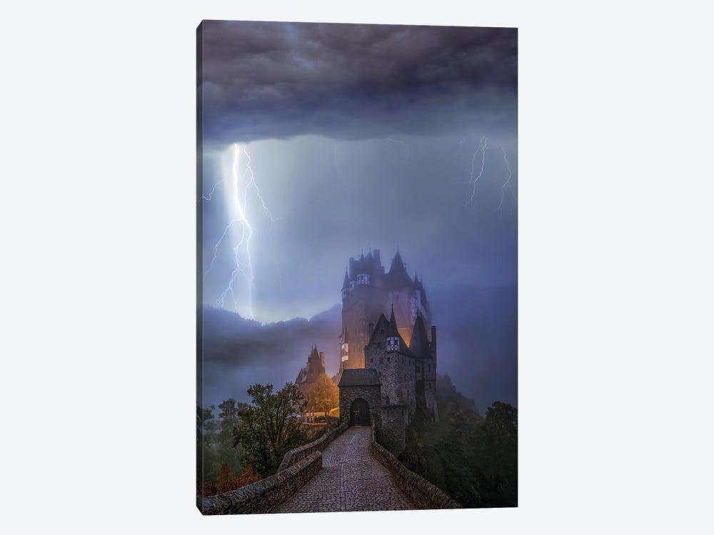 Castle Locked by Brent Shavnore 1-piece Art Print