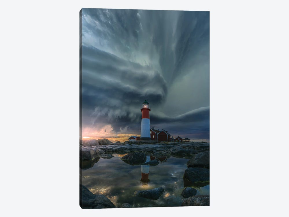 Rocky Light by Brent Shavnore 1-piece Art Print